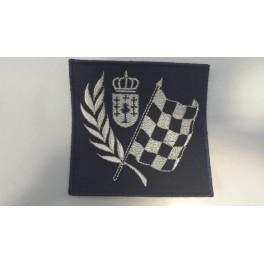 Logo Bordado Plata