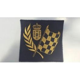 Logo Bordado Oro