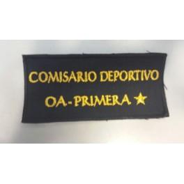 Bordado Oficial OA1ª