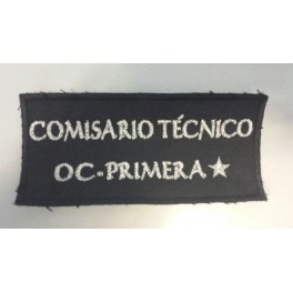 Bordado Oficial OC1ª
