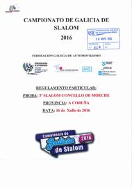 3º SLALOM DE MOECHE 2016