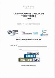 REGULAMENTO PARTICULAR TODOTERREO 2017