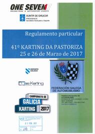 41º KARTING DA PASTORIZA 2017