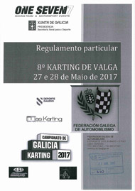 8º KARTING DE VALGA 2017