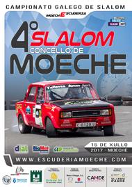 4º SLALOM CONCELLO DE MOECHE 2017
