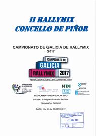 2º RALLYMIX CONCELLO DE PIÑOR