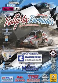 4º RALLYMIX DE BARBADAS 2017