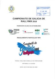 1º RALLYMIX DE PONTEDUME 2018