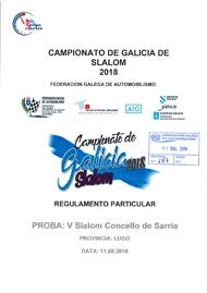 5º SLALOM DE SARRIA 2018