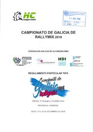 5º RALLYMIX A GUDIÑA 2018