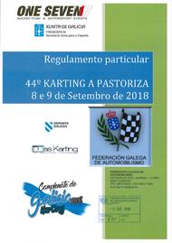 44º KARTING A PASTORIZA 2018