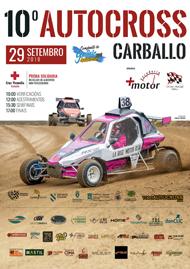 10º AUTOCROSS CARBALLO 2018