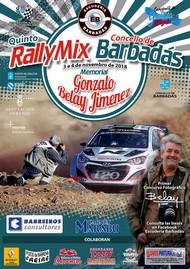 5º RALLYMIX DE BARBADAS 2018