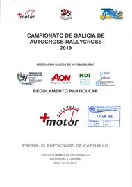 11º AUTOCROSS DE CARBALLO