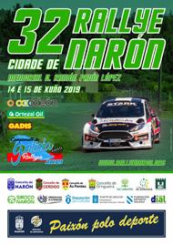 32º RALLYE CIDADE DE NARON 2019