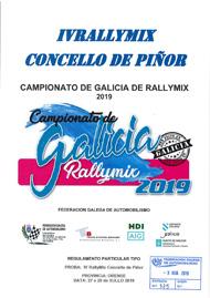 4º RALLYMIX DE PIÑOR 2019