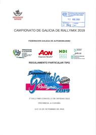 1º RALLYMIX CONCELLO DE ARTEIXO 2019