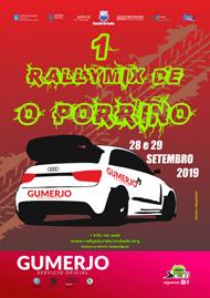 1º RALLYMIX DE PORRIÑO 2019