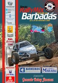 6º RALLYMIX DE BARBADAS 2019