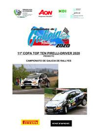 11ª COPA TOP TEN PIRELLI-DRIVER 2020