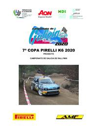 7ª COPA PIRELLI K6 2020