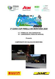3ª GARA CUP PIRELLI DE MONTAÑA 2020