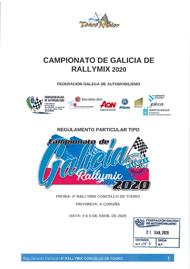 4º RALLYMIX DE TOURO 2020
