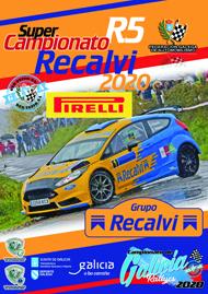 SUPERCAMPIONATO R5 RECALVI