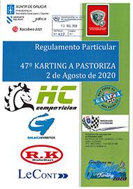 47º KARTING A PASTORIZA 2020