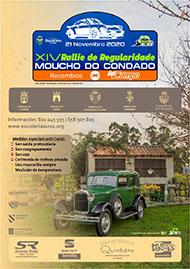 14 REGULARIDADE MOUCHO DO CONDADO