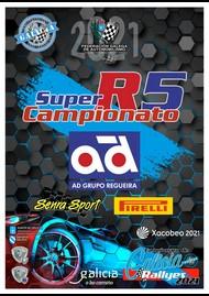 SUPERCAMPIONATO R5 AD GRUPO REGUEIRA