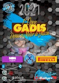 1ºOPEN GADIS DONAS CO MOTOR DE GALICIA