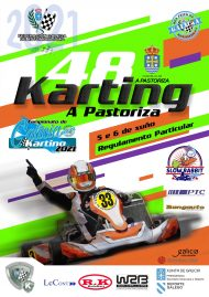 48º KARTING A PASTORIZA 2021
