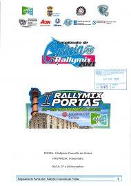 1º RALLYMIX DE PORTAS 2021